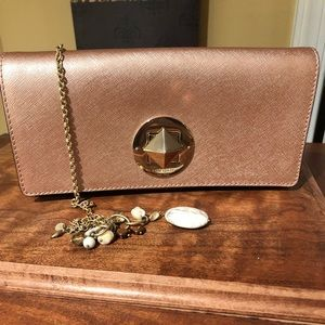 Kate Spade evening clutch bag